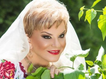 ionela prodan 350x262 Cantareata Ionela Prodan s a stins. Drum bun, iubirea vietii mele!