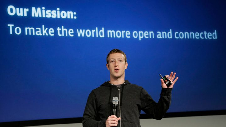 mark zuckerberg jpg 720x406 Imperiul lui Zuckerberg se clatina din toate incheieturile