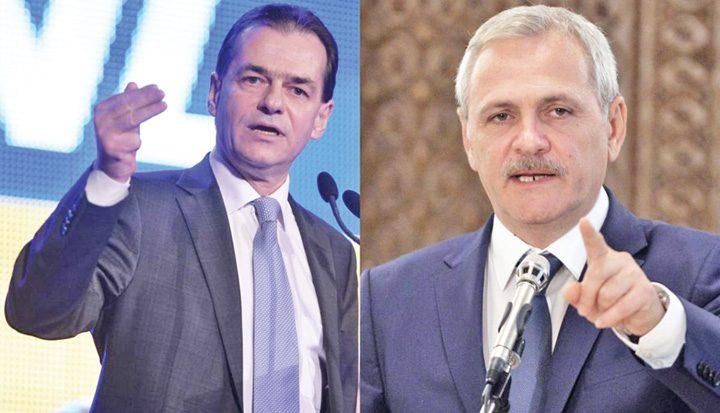 mediafax.ro Ludovic Orban si Liviu Dragnea 720x413 PSD si PNL cad impreuna