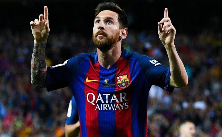 messi 1 Messi l a batut pe Massi