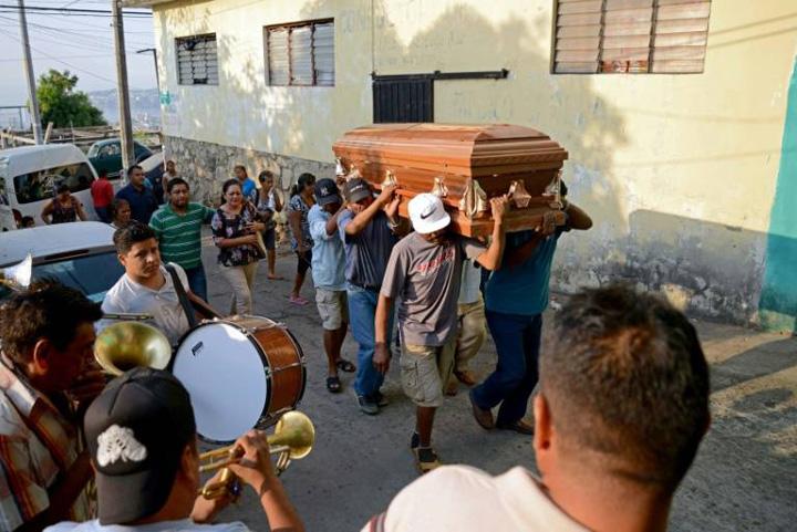 mexic Mexic: 7667 asasinate in trei luni
