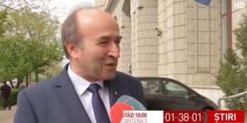 ministru 350x175 Toader promite o reactie rapida la anuntul lui Iohannis: in minutul urmator...