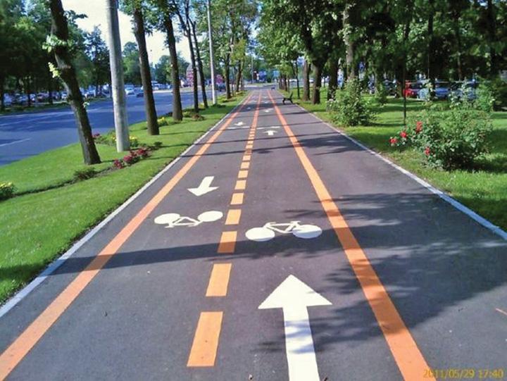 pista biciclete Inca 67 kilometri de piste pentru biciclisti