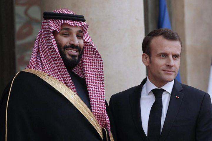 print 720x479 Presedintele Frantei a batut palma cu printul Arabiei Saudite: 18 miliarde de dolari