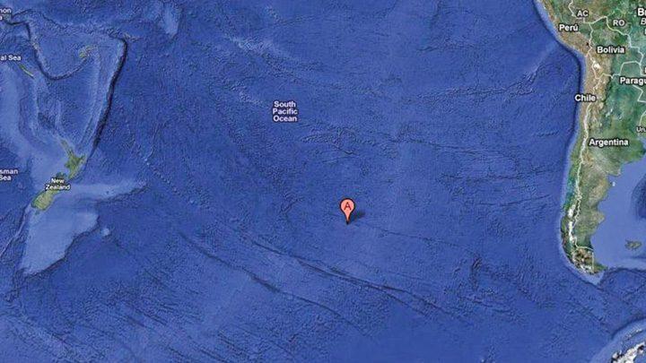 punctul nemo 720x405 Aici este cimitirul navelor spatiale