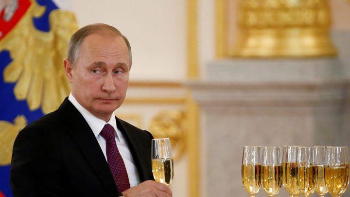 putin 1 720x405 Cat a castigat Putin anul trecut