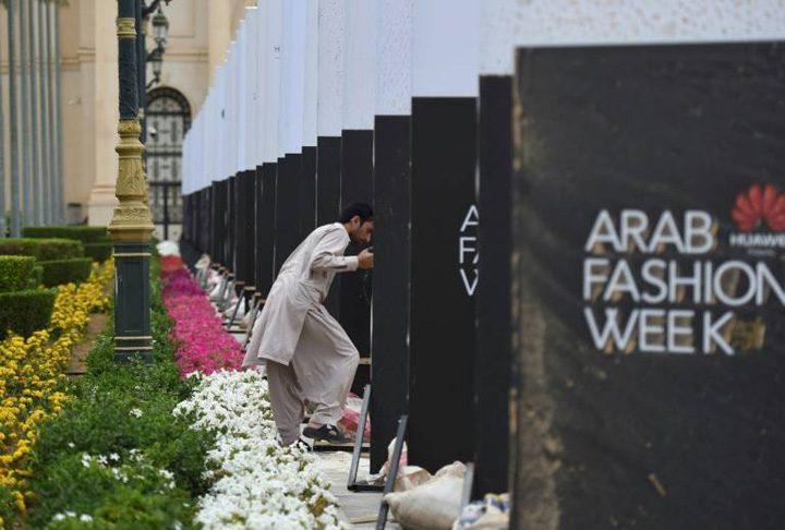 saudite 1 720x486 Fashion Week doar pentru saudite