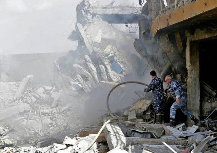 siria 3 709x500 Cu Siria, Putin slabeste apararea UE