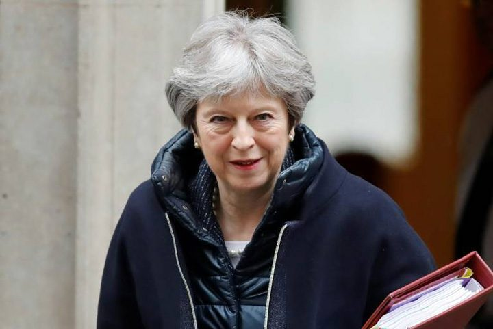 theresa may 720x481 78% din firmele britanice sunt misogine