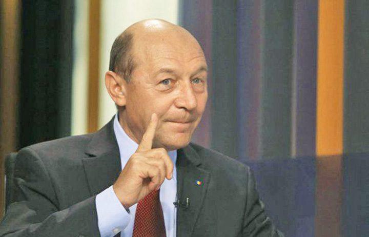 traian basescu MEDALION jpg 720x462 Traian Ungureanu il face de ras pe Traian Basescu