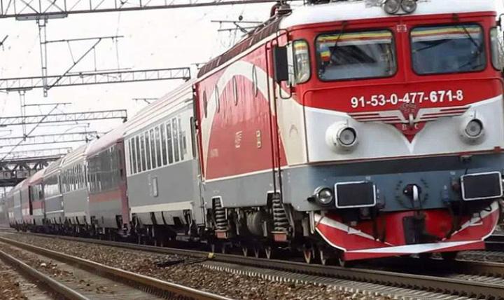 tren In 2017 trenurile au intarziat 4,53 milioane de minute