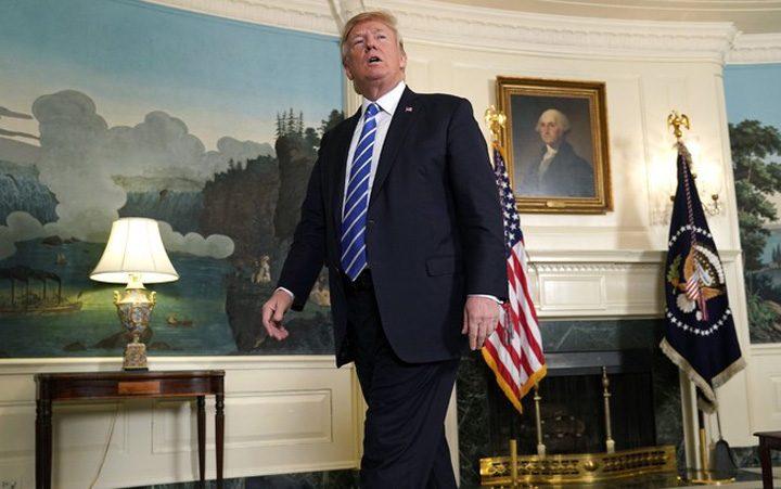 trump 720x451 Tarile baltice ii cer protectie lui Trump contra lui Putin