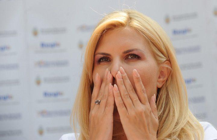 udrea 720x466 Injurati aici! Elena Udrea: Nu vreau sa stau 13 ani in puscarie pentru un popor de idioti!