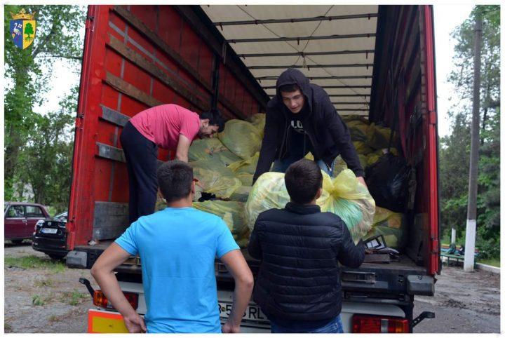 Tone de ajutoare din sectorul 1 au ajuns in Basarabia
