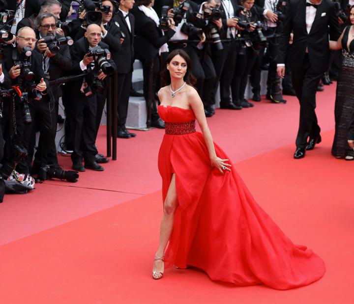 Catrinel Menghia Cannes 2018 Catrinel Menghia, la Cannes