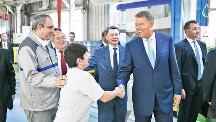 Iohannis vizita dacia   24 mai 2018 5 Noul Iohannis, un Ceausescu inchipuit