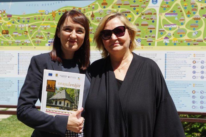 Orasul vrajit 1 720x480 Primaria Sectorului 1 continua promovarea Muzeului National al Satului