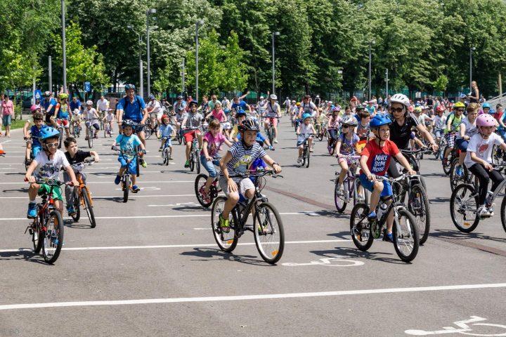 """Parada Micilor Biciclisti 1 720x480 Pedalează si Reciclează de 01 iunie la """"Parada Micilor Bicicliști"""""""