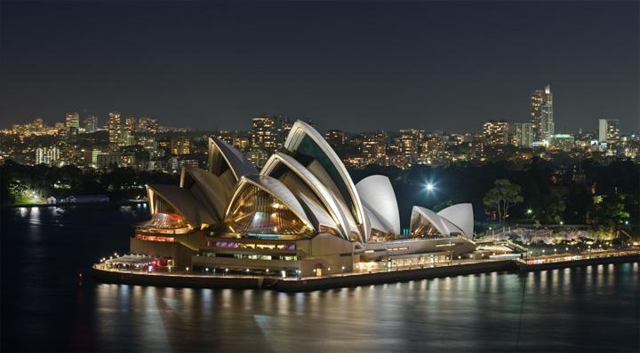 Sydney  Sydney se imparte in trei orase