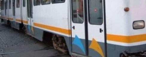 accid tramv Accident cu doua tramvaie in Capitala: patru persoane, in grija medicilor