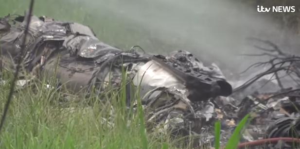 accident avi2 Un avion cu peste 100 de oameni la bord s a prabusit in Cuba. 3 supravietuitori (VIDEO)
