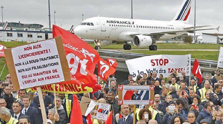 air france Air France, in picaj