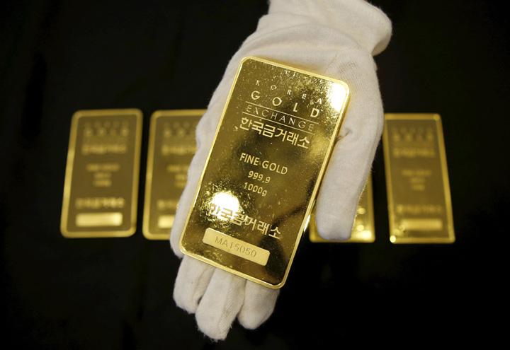 aur A gasit 7 lingouri de aur la gunoi