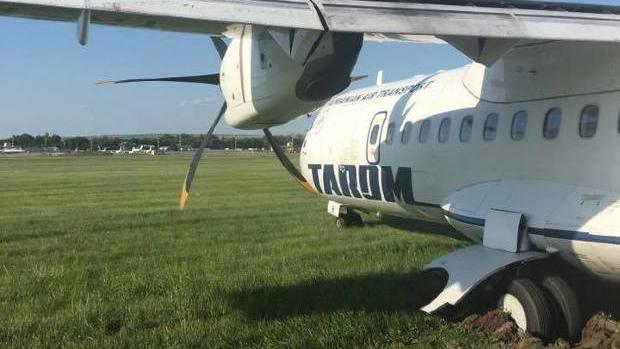 avion tarom 70164300 Aeronava Tarom, cale ntoarsa la Otopeni, la cateva minute de la decolare