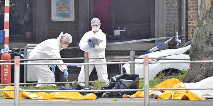 belgia terorism Atac terorist in Belgia, patru morti