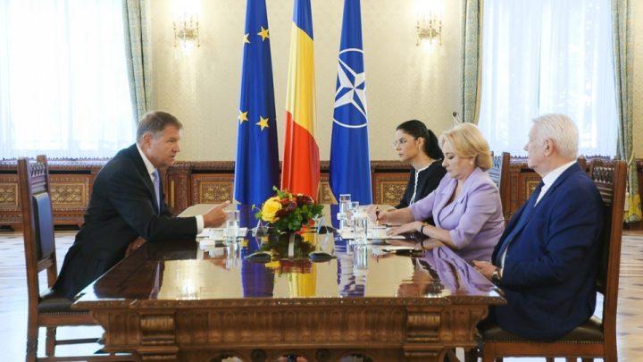 big intalnire cu prim ministrul romaniei   15 mai 2018 1 720x405 Anunt de la Cotroceni. Ce s a discutat la intrevederea dintre presedinte si premier
