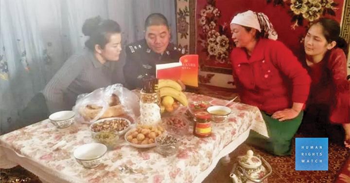 china 2 Musulmanii din China, obligati sa se imprieteneasca cu Partidul