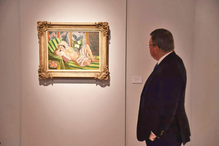 colectie Colectia Rockefeller, vanduta cu 832, 5 milioane de dolari