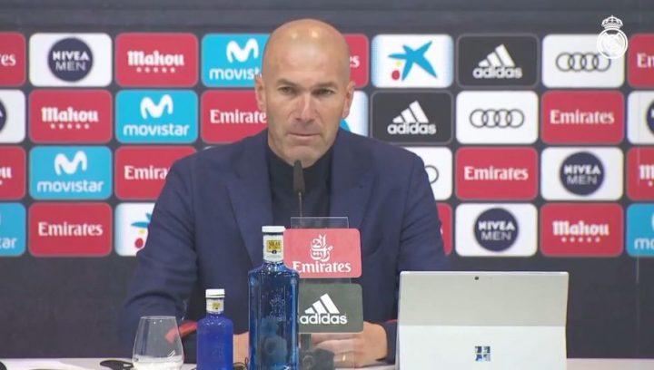 conf 1 720x408 Zidane si a anuntat plecarea de la Real Madrid