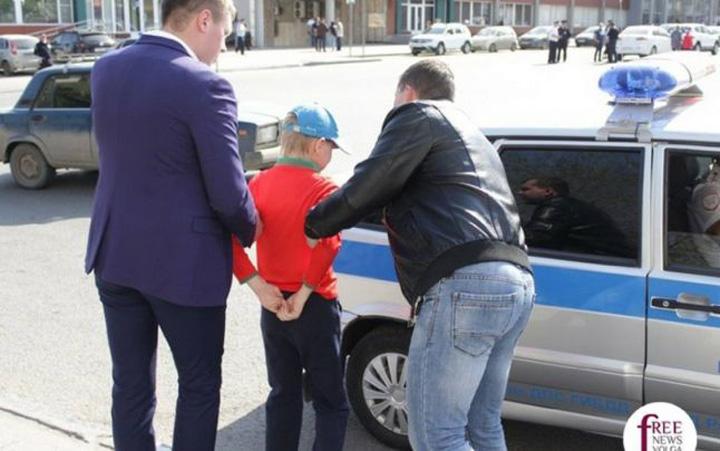copil Putin, reinvestit ca tar al Rusiei