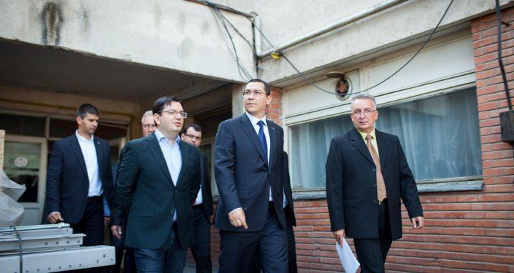 """cu bani 720x382 Ponta, noul """"peste"""" al politicii !"""
