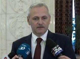dragnea 3 Dragnea: Orban este o unealta jalnica/Este un demers care inseamna o tentativa de lovitura de stat