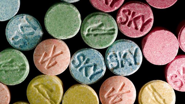 ecstasy Ecstasy vindeca soldatii