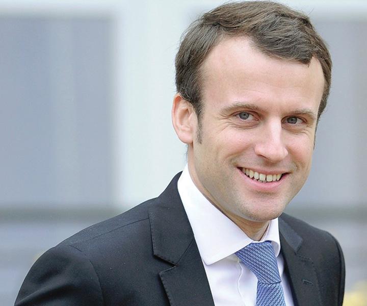 """emmanuel macron 1 Macron ii sparge """"pusculita"""" lui Fifor!"""