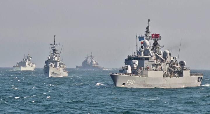 exercitiu Sea Shield 18 sau cum agita NATO apele in Marea Neagra
