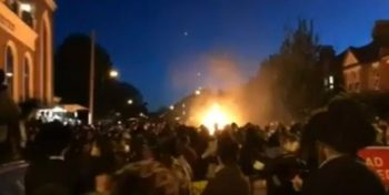 explo 350x176 10 raniti in urma unei explozii la Londra (VIDEO)