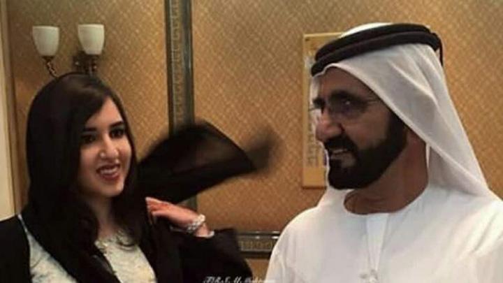 fiica Marea evadare a fiicei emirului din Dubai