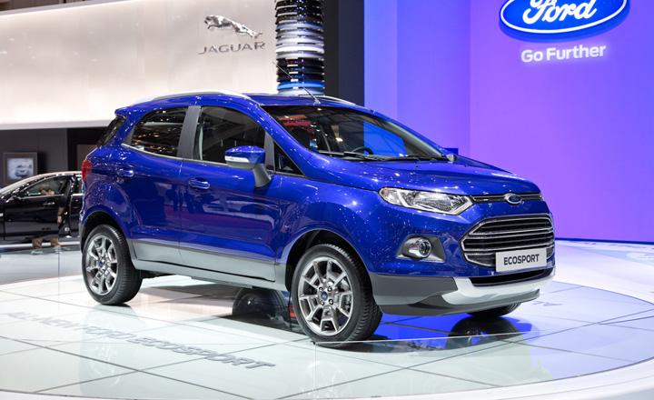 ford Ford ataca frontal Dacia
