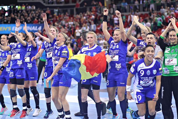 handbal csm bucuresti Firea face din Bucuresti capitala handbalului!