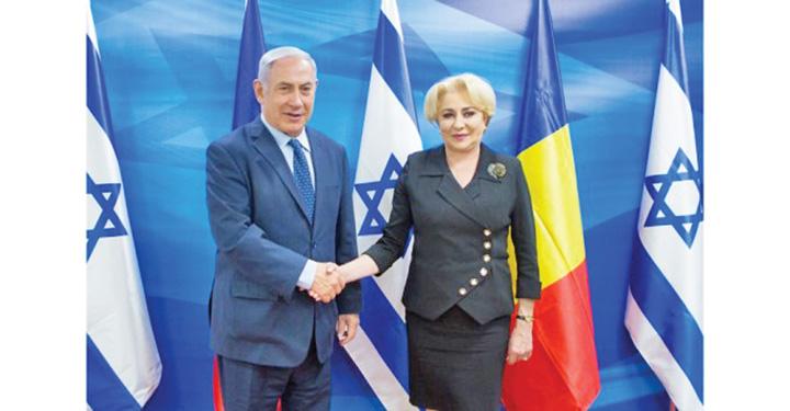 "israel Dancila, ""fasaita"" de Macovei !"