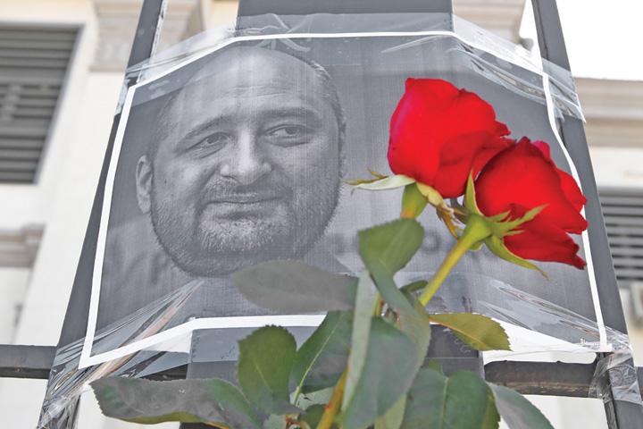"""jurnalistul asasinat """"Afacerea Tanase"""", lectie pentru eternitate"""