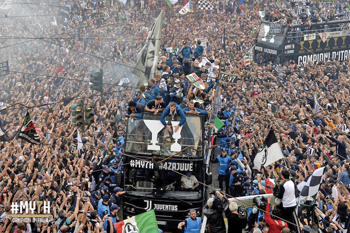 juventus 2 Fanii Juventus, la un pas de tragedie