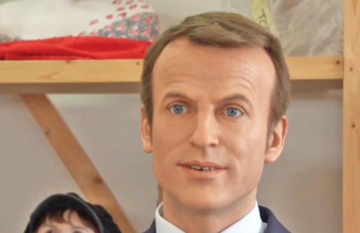 macron1 Macron din ceara ii sperie pe francezi