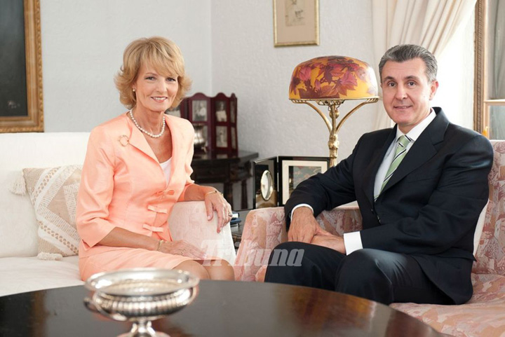 margareta radu duda Tariceanu, baby sitter pentru Casa Regala