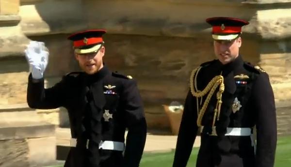 mire Imagini live de la nunta Printului Harry cu Meghan Markle (VIDEO)