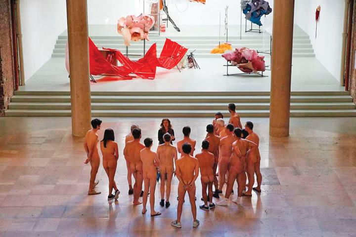 muzeu 1 Muzeu pentru nudisti la Paris